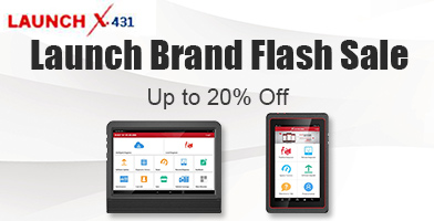 LAUNCH X431 Flash Sale