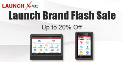 LAUNCH X431 Flash Sale