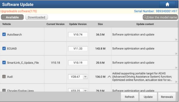 Launch X-Prog 3 Software Update