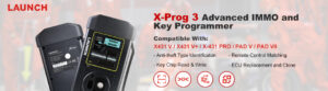 launch x-prog 3